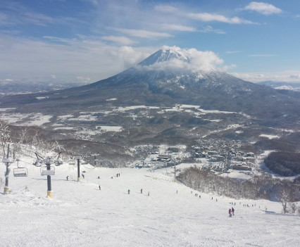 Niseko United ski resort