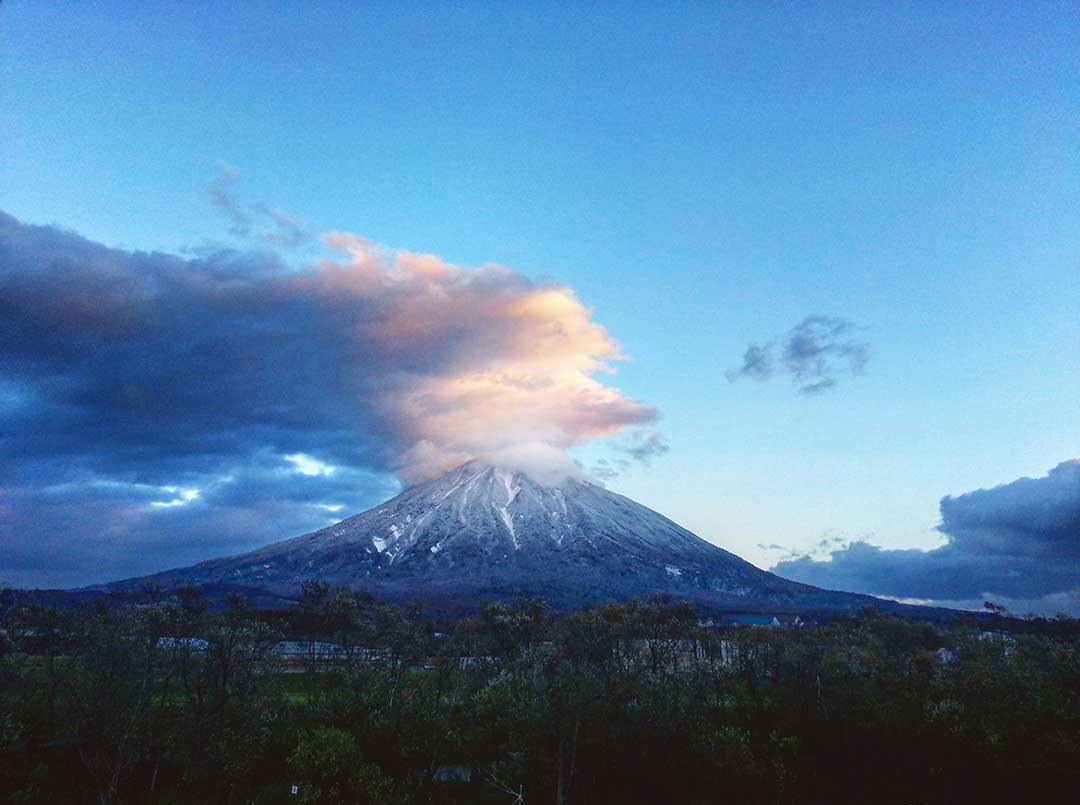 Mt. Yotei, Niseko, Japan