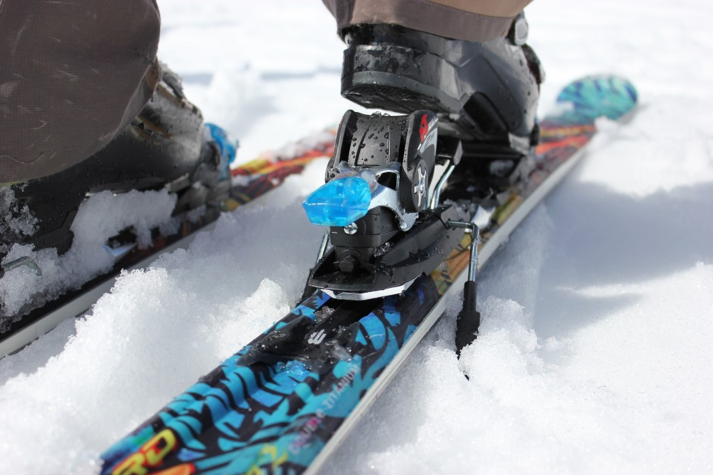 Beginner ski equipment