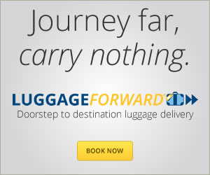 Ship Your Luggage!
