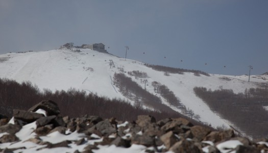 Great Wall, great skiing at China's Thaiwoo ski resort