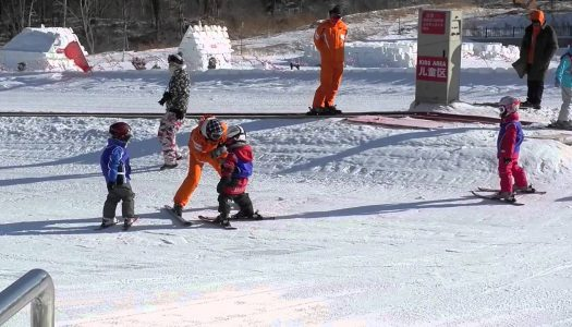 Beijing to make snowsports compulsory in schools