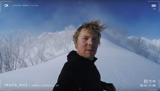 Peaks, Pillows and Pow: Travis Rice takes on Hakuba
