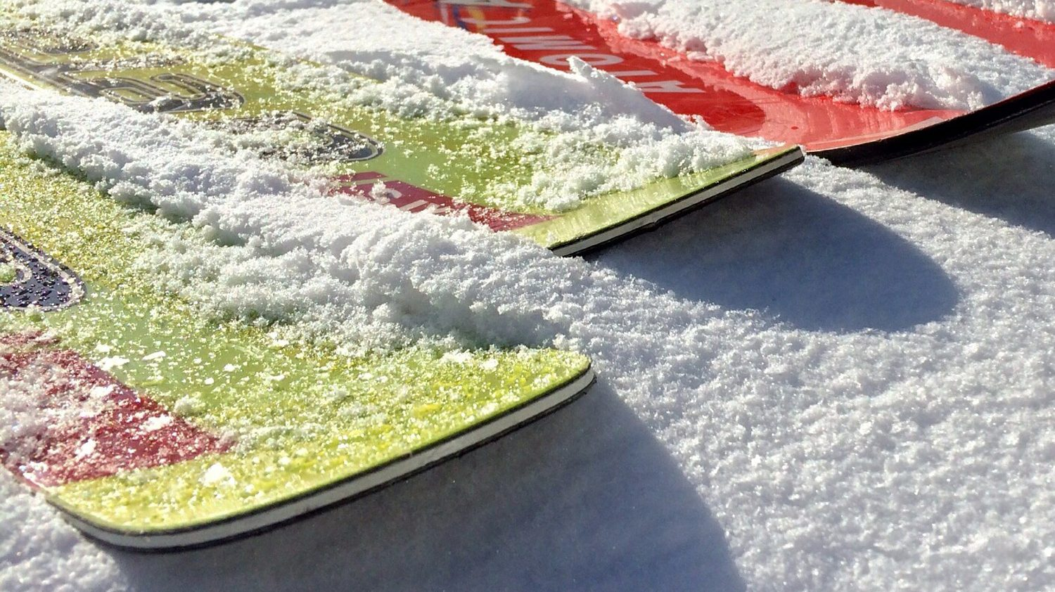 Tips for buying new skis