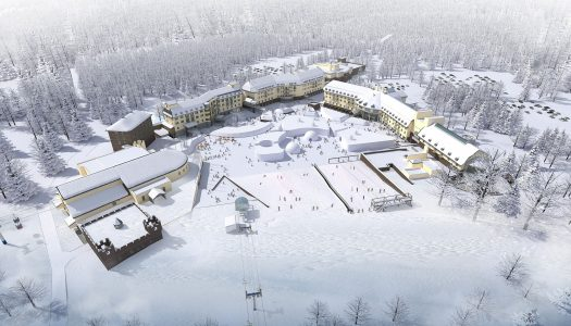 Abandoned Japanese ski resort to reopen in December 2017