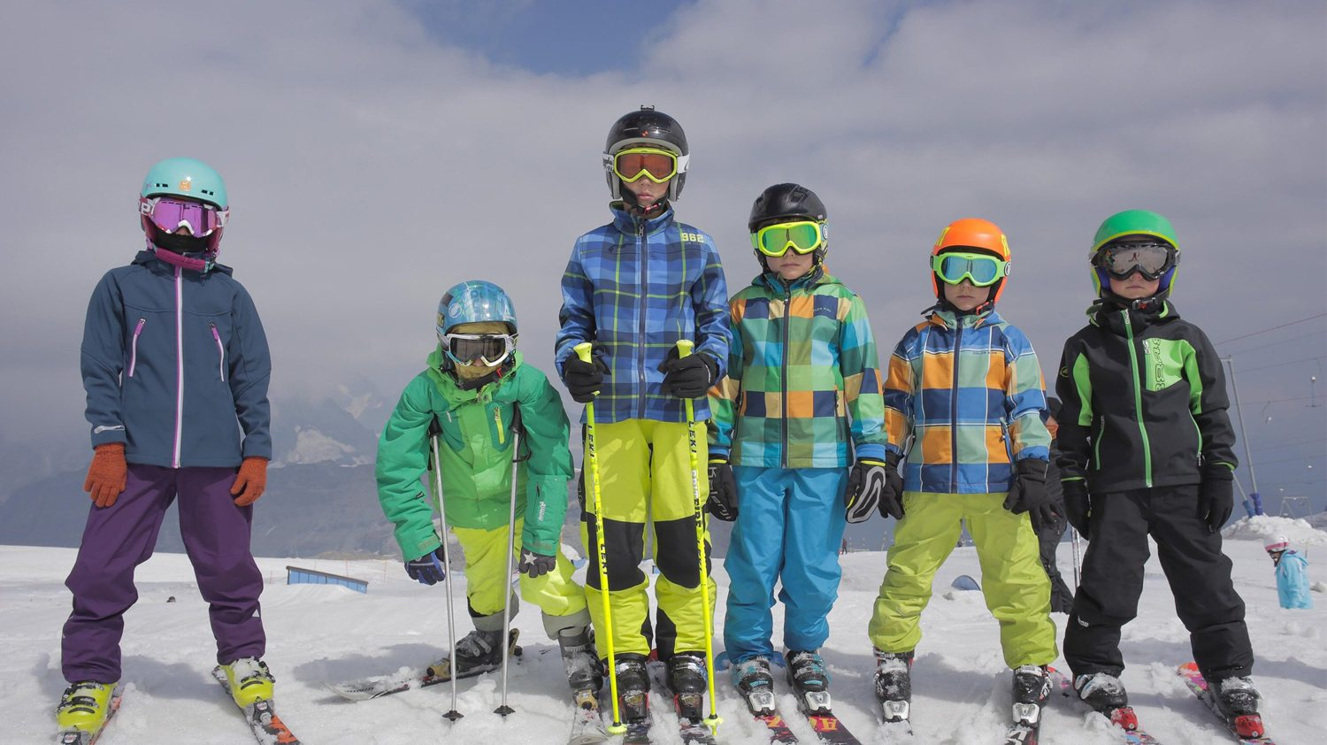 Family ski resorts in Asia