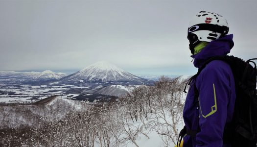 10 minutes with Hokkaido's most experienced mountain guide