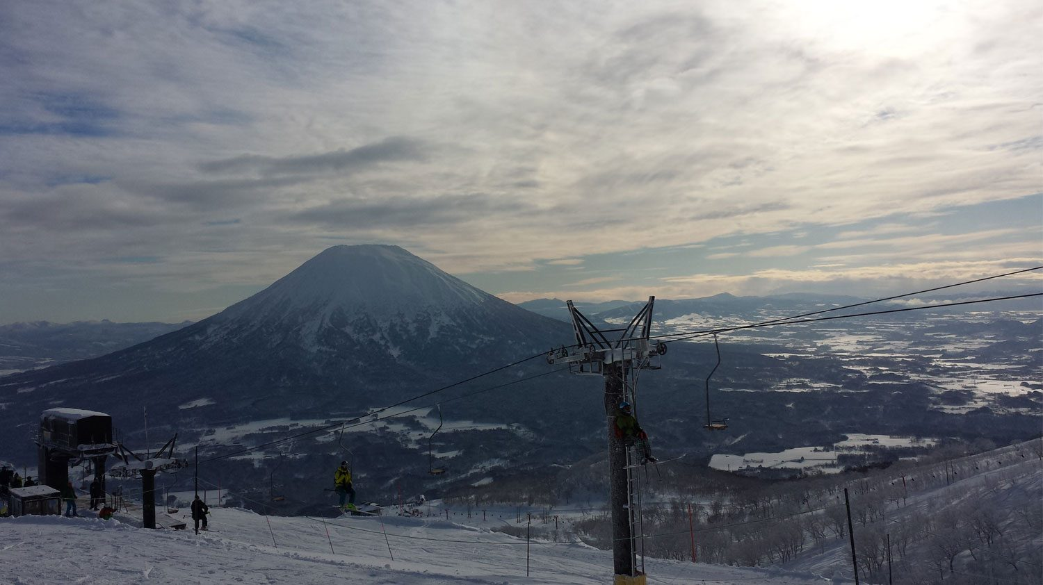 Niseko and Hakuba opening dates, 2017