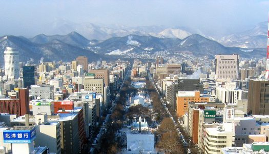 Sapporo a chance to host the 2026 Winter Olympics