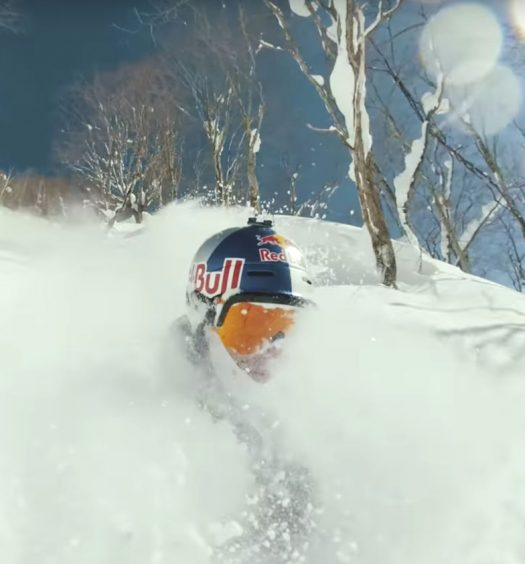 Jon Olsson in Hakuba, Japan