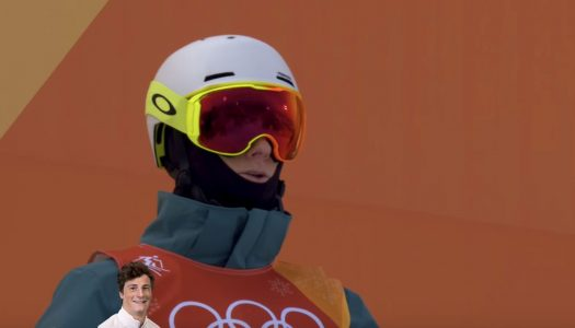 Matt Graham and Britt Cox secure finals berths in PyeongChang