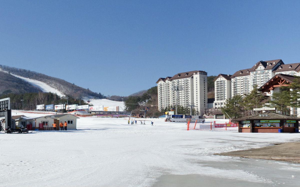 yongpyong ski resort | korea - ski asia