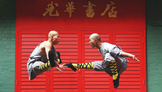 China's plan to transform Shaolin Monks into Winter Olympic superstars