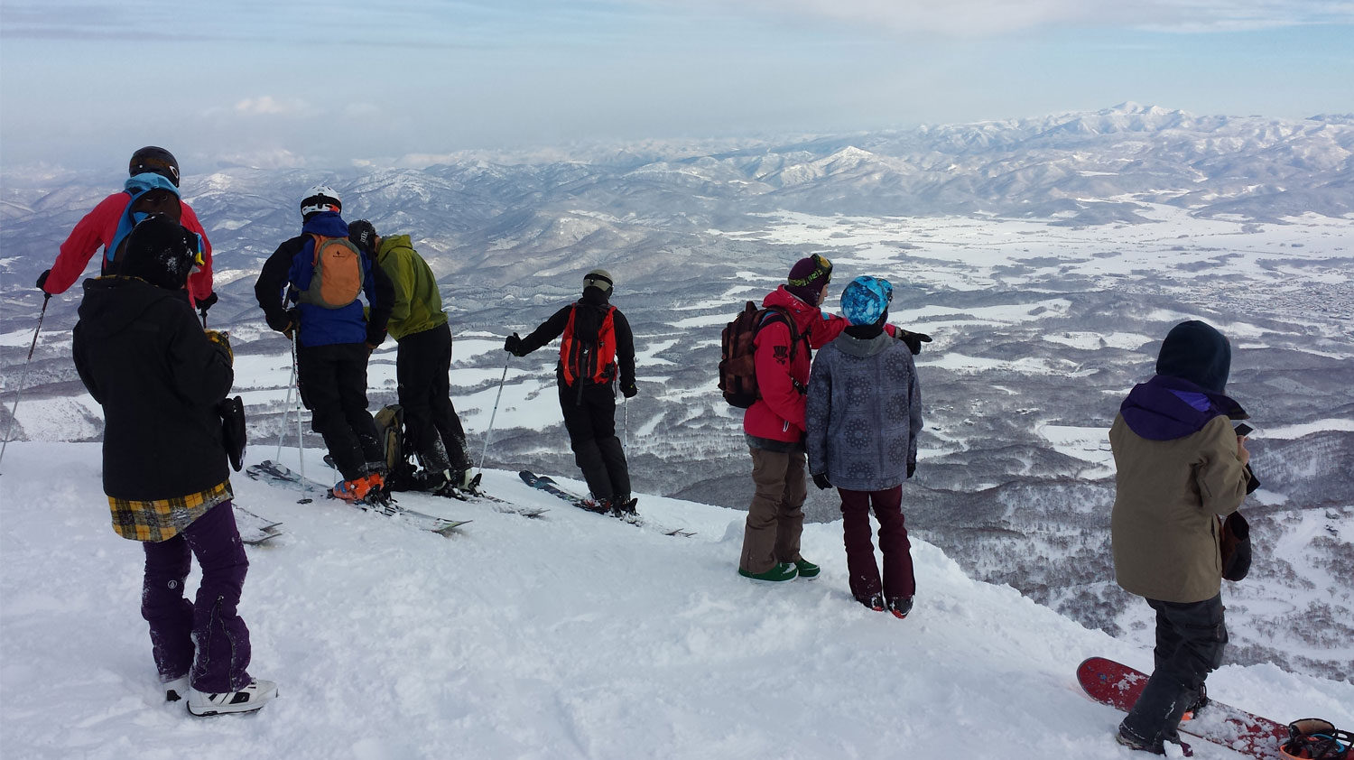 Backcountry skiing in Japan: First timer's guide