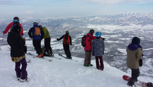 A first timer's guide to backcountry skiing in Japan