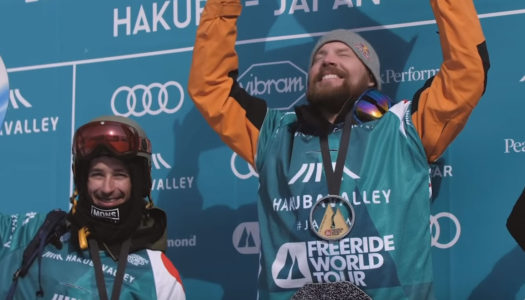 Travis Rice claims win at FWT Hakuba as legends shine