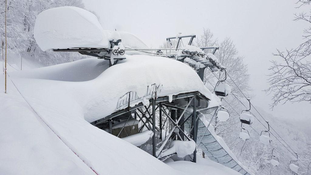 Meilleure station de ski en poudre japonaise - Madarao, Japon