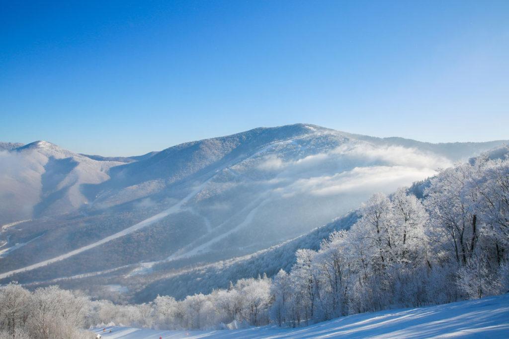 Meilleure station de ski chinoise - Beidahu