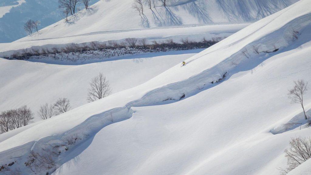 Meilleure station de ski en poudre japonaise - Lotte Arai Resort