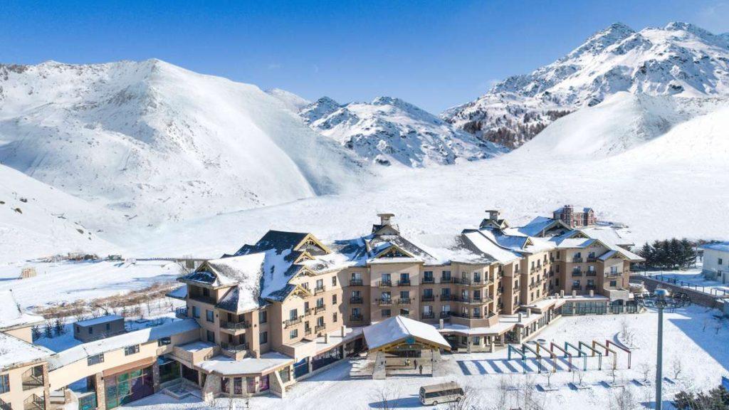Meilleur hôtel de ski chinois - Club Med Beidahu