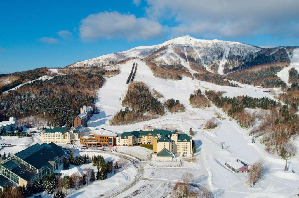 Meilleur hôtel de ski japonais - Club Med Tomamu