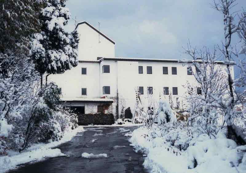 Le meilleur japonais / cabane en rondins au Japon - Kogakuro Myoko
