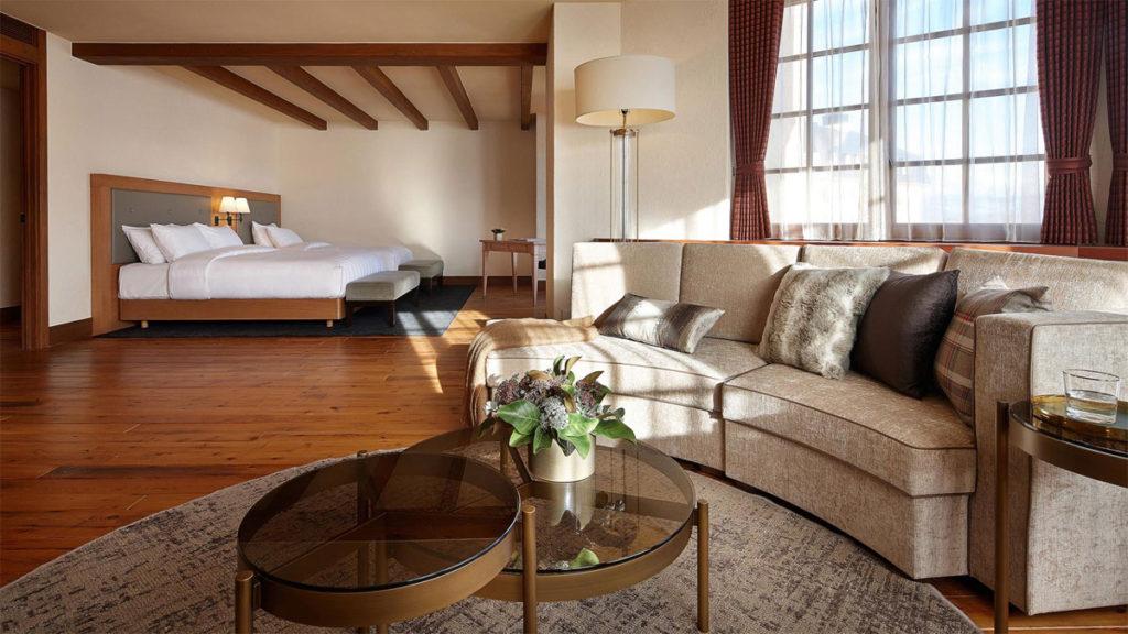 Meilleur hôtel de ski japonais - Lotte Arai Resort (Premier Suite)