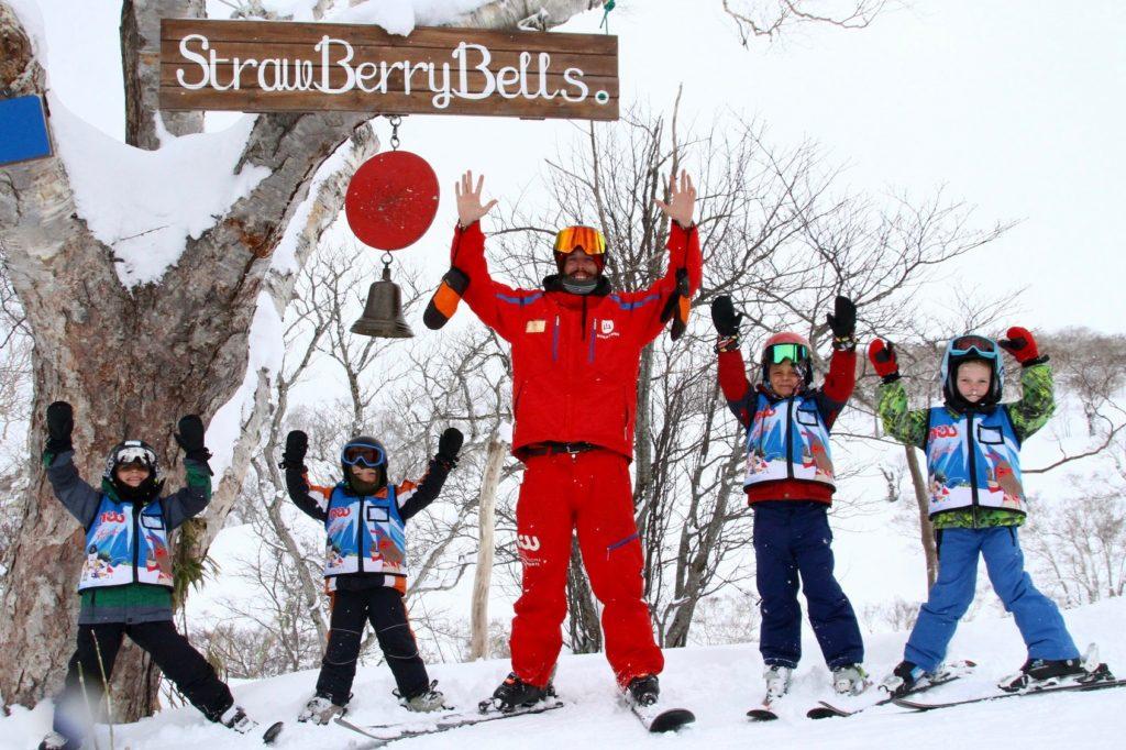 Meilleure station de ski familiale au Japon - Niseko United