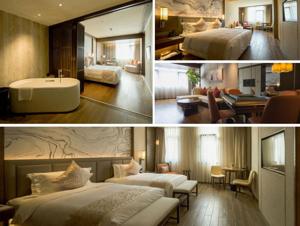 Meilleur hôtel de ski chinois - Hôtel Thaiwoo
