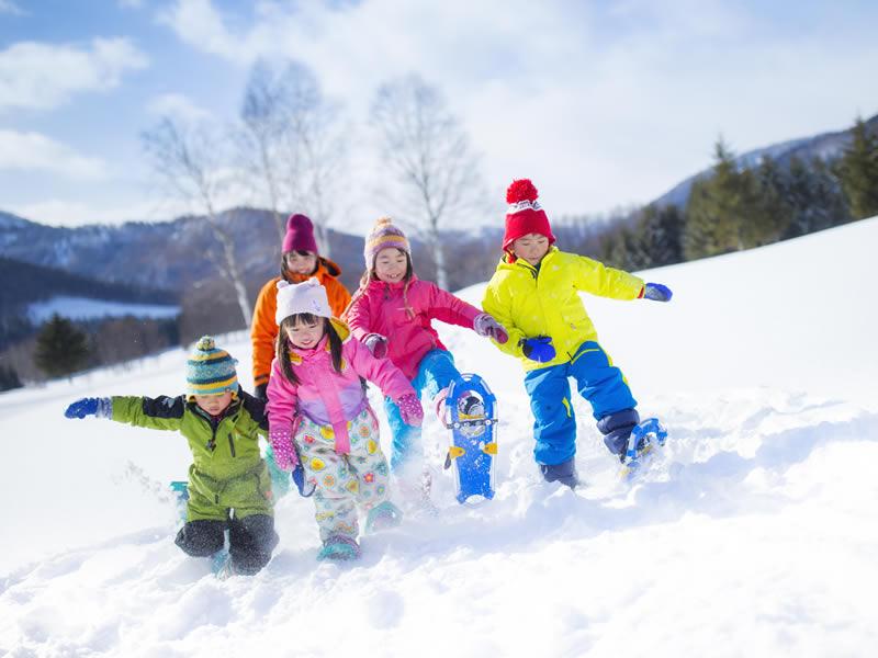 Meilleure station de ski familiale japonaise au Japon - Tomamu