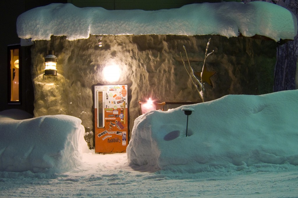 "Gyu Bar ""Fridge Door"" Niseko"