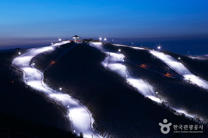 High 1 Resort, Korea