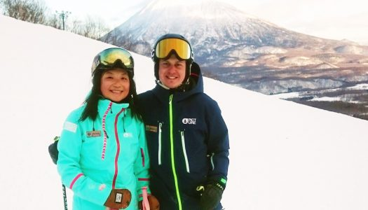 Meet the couple behind Niseko's game-changing new ski club