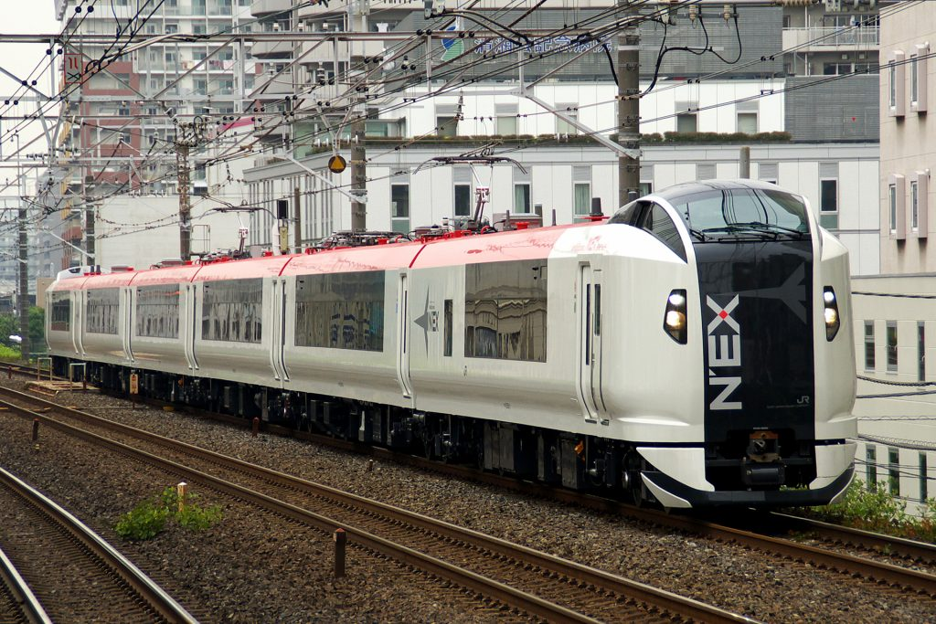 Narita Express train