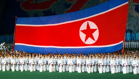 North Korea a chance to host Olympic ski events
