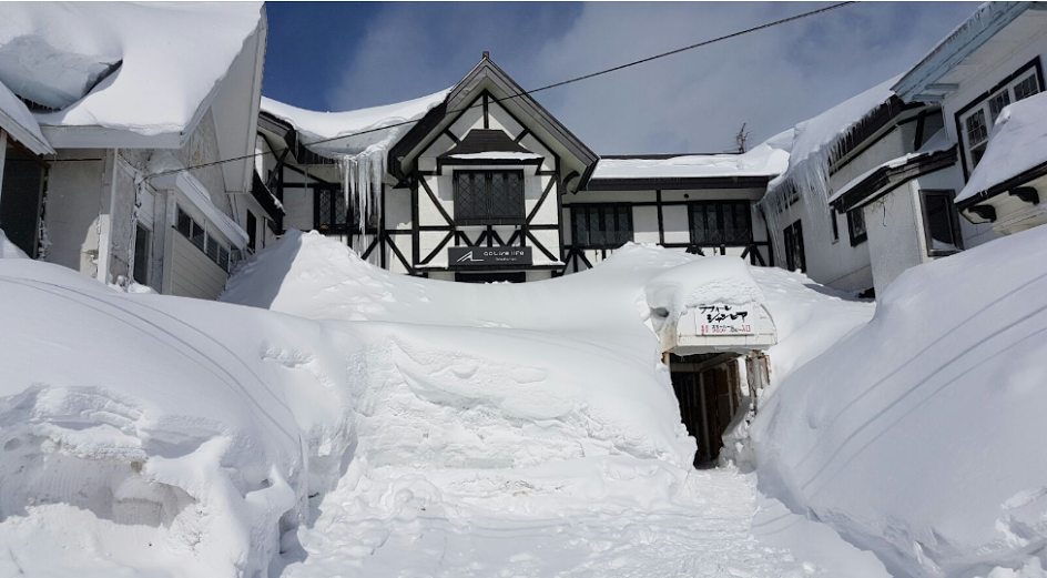 Japan's best ski lodge/chalet - Active Life Madarao