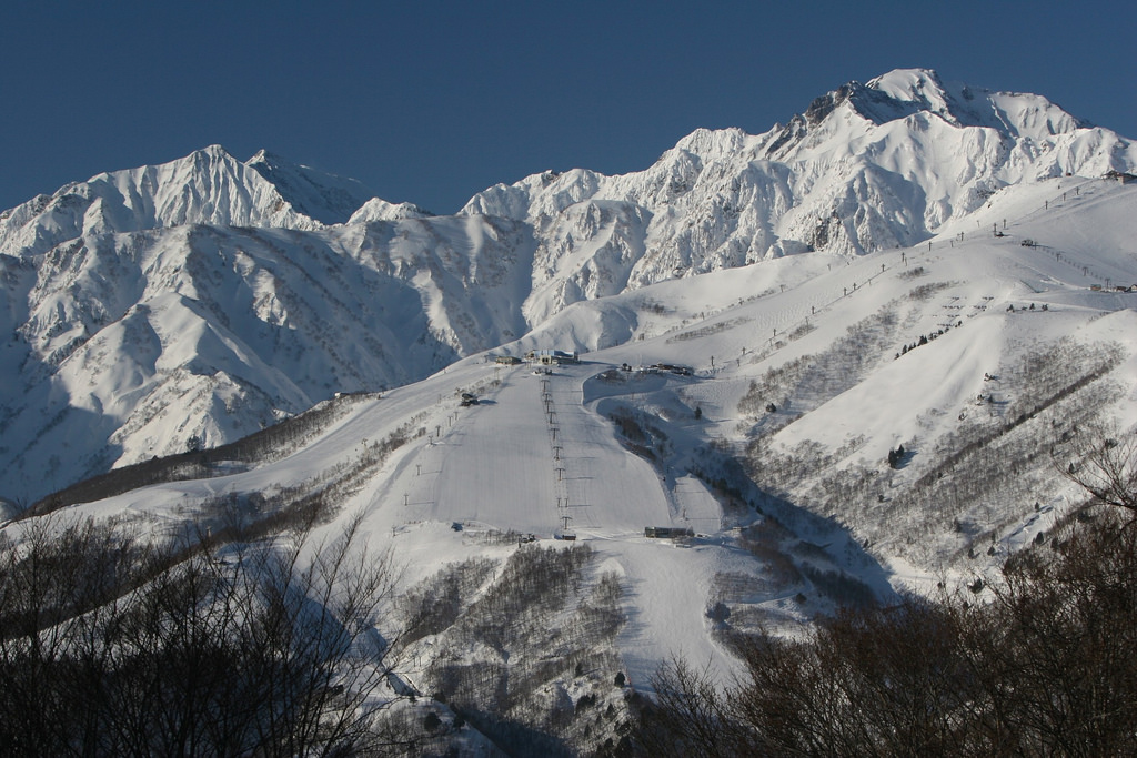 Hakuba Valley ski resort