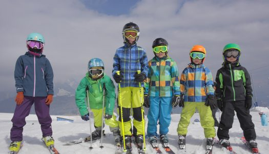 Family-friendly ski resorts in Asia