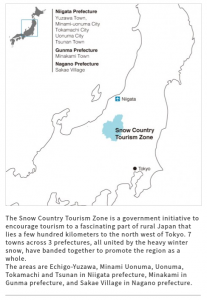 Snow Country Tourism Zone
