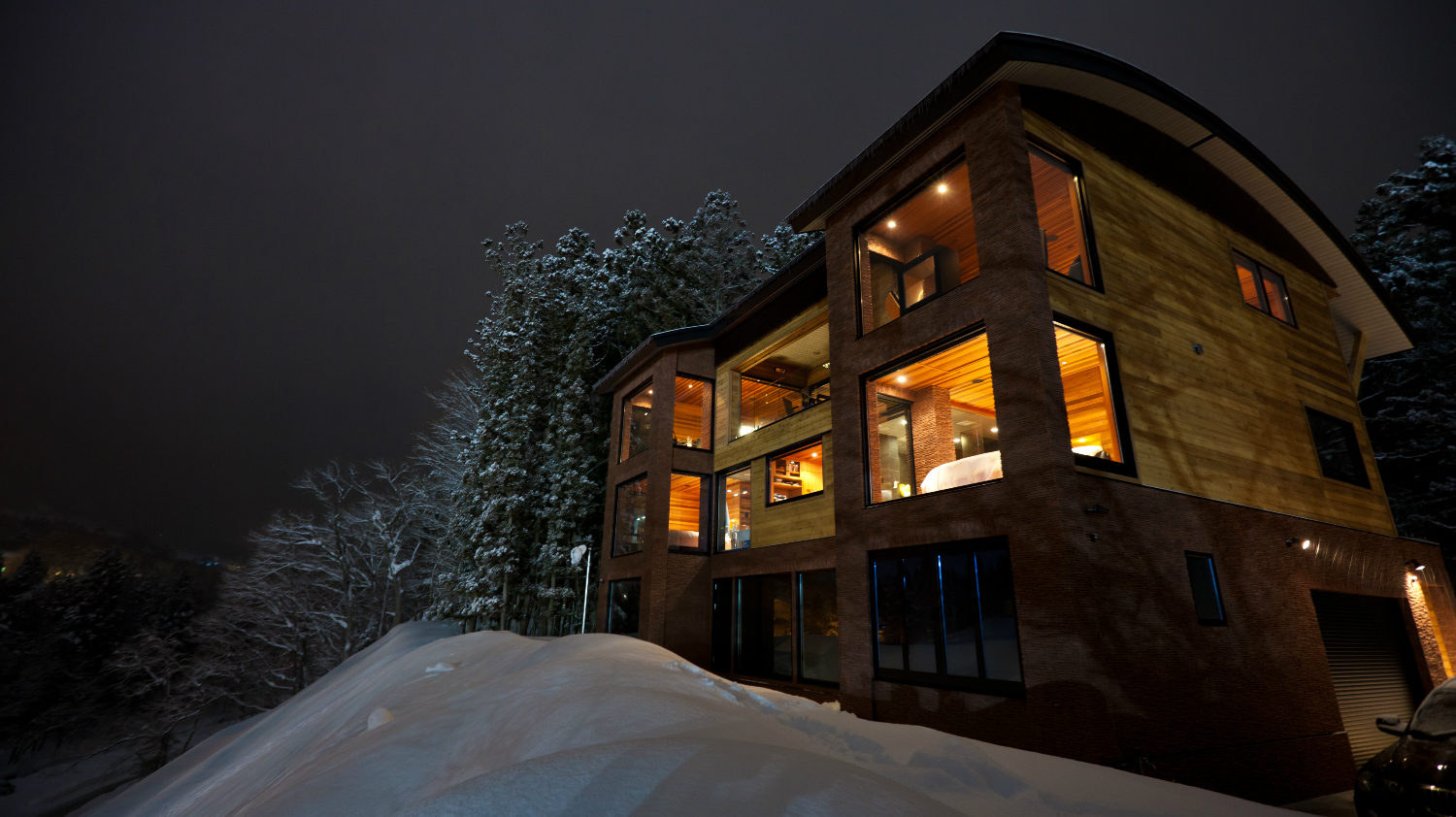 One Happo, Hakuba Japan luxury ski hotel