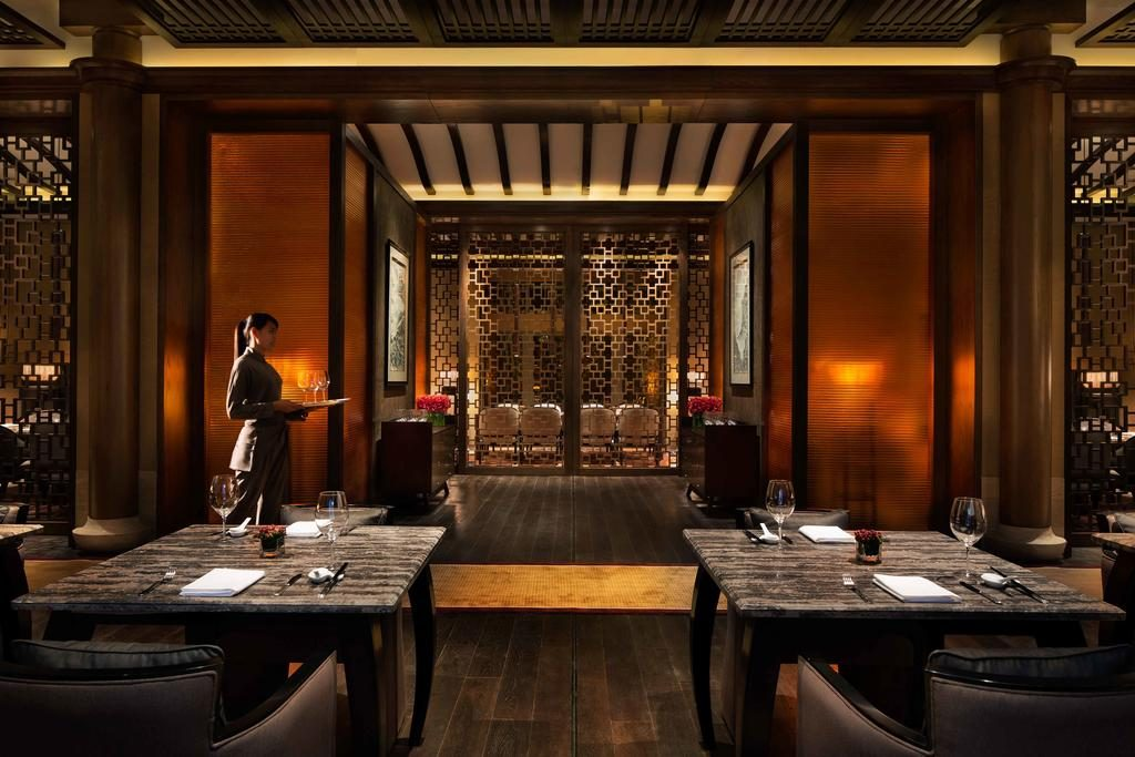 Park Hyatt Changbaishan luxury ski hotel