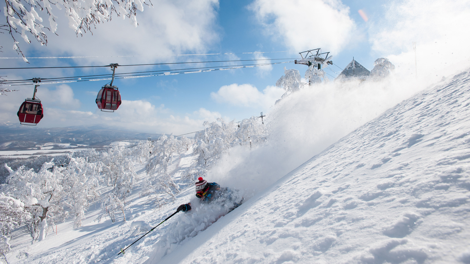 Best ski resorts in Asia for advanced skiers