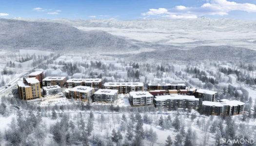 The walking street set to transform Niseko