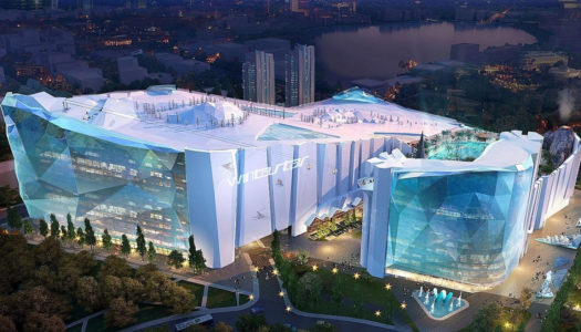 World's largest indoor ski resort to be built in Shanghai
