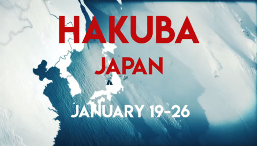 Hakuba confirmed as first stop on the 2019 Freeride World Tour
