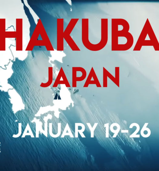 2019 Freeride World Tour, Hakuba
