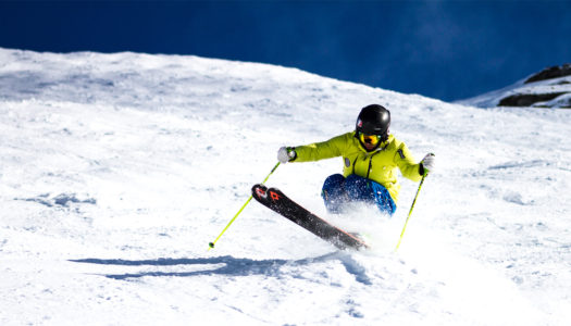 6 easy exercises to get in shape for skiing