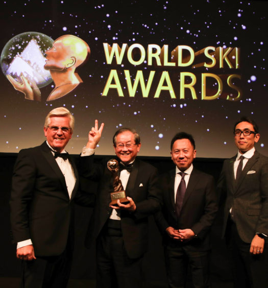 2018 World Ski Awards