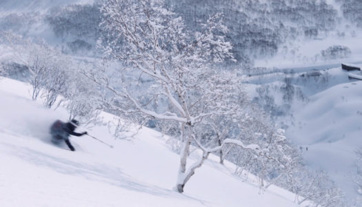Icelantic team takes on Niseko in new web series