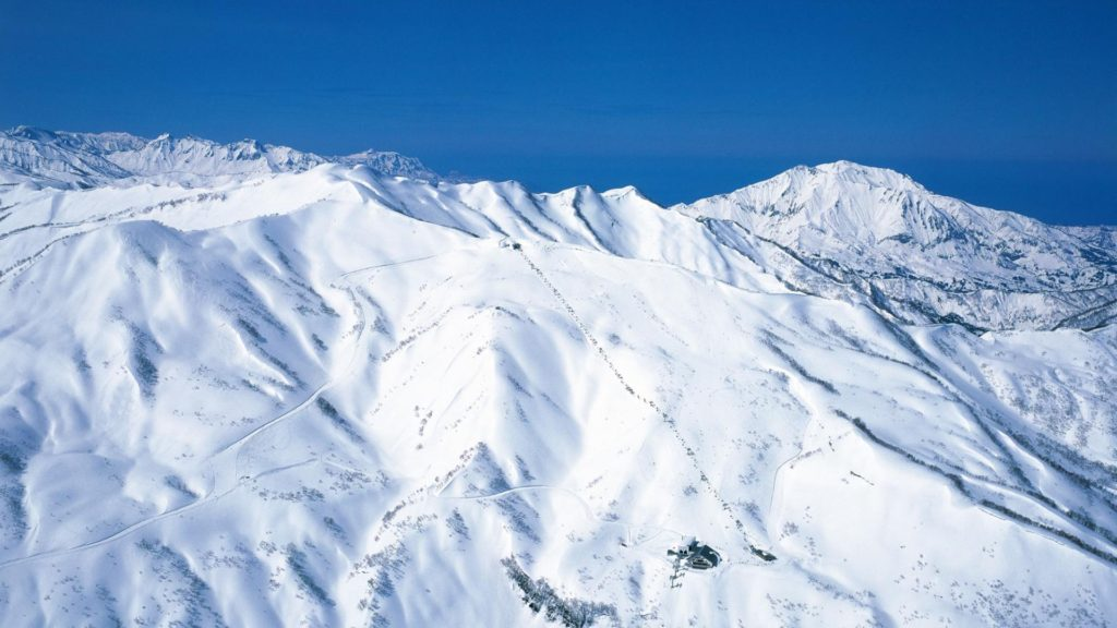 Japan's best ski resort - Lotte Arai Resort